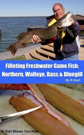 Filleting Freshwater Fish